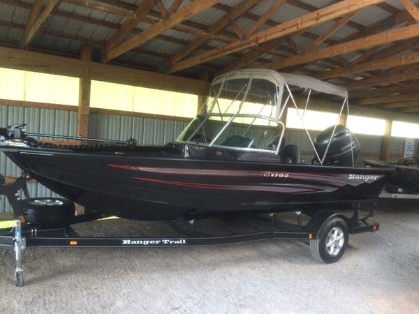 New Ranger Deep V VS1780 Sports Fishing Boat For Sale
