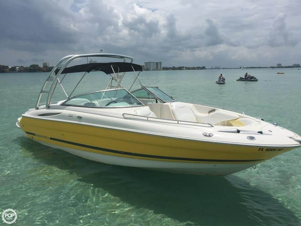 Used Monterey Super Sport 268 SS Deck Boat For Sale