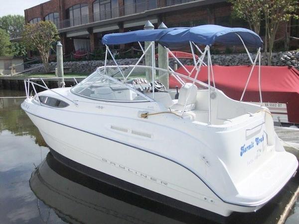 Used Bayliner 245 Ciera Sports Cruiser Boat For Sale