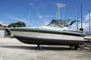 Used Wellcraft 3400 Gran Sport Express Cruiser Boat For Sale