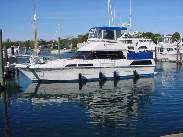 Used Master Yachts 44 MY Motor Yacht For Sale