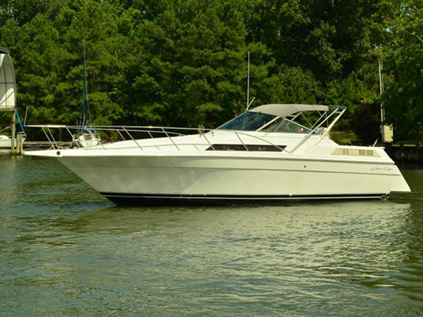 Used Chris Craft Sport Cruiser Boat For Sale