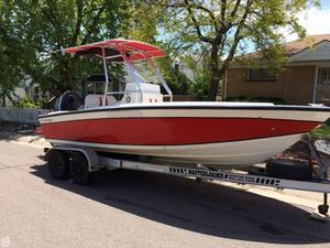 Used Dolphin Bull 22 Center Console Fishing Boat For Sale