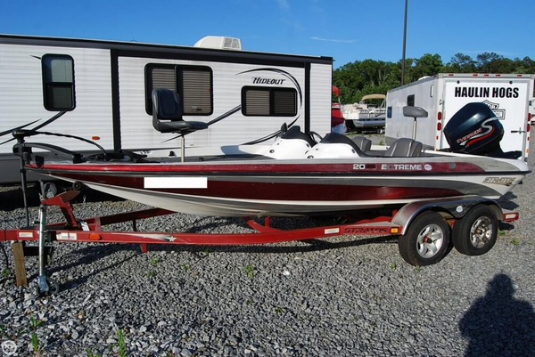 Used Stratos 20 SS Extreme Bass Boat For Sale