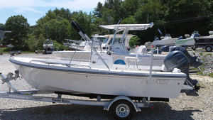 New Parker 1801 Center Console Saltwater Fishing Boat For Sale