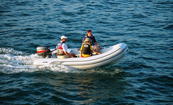 New Ab Inflatables 12VL Ventus Tender Boat For Sale