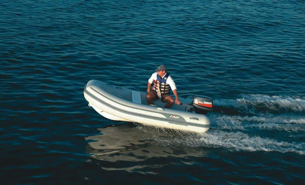 New Ab Inflatables 9.5al Lammina Tender Boat For Sale