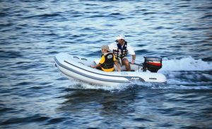 New Ab Inflatables 9VL Ventus Tender Boat For Sale
