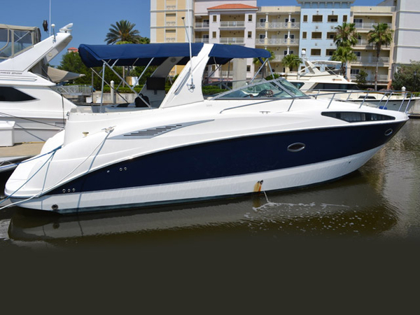 Used Bayliner 325 Sun Bridge Cruiser Boat For Sale