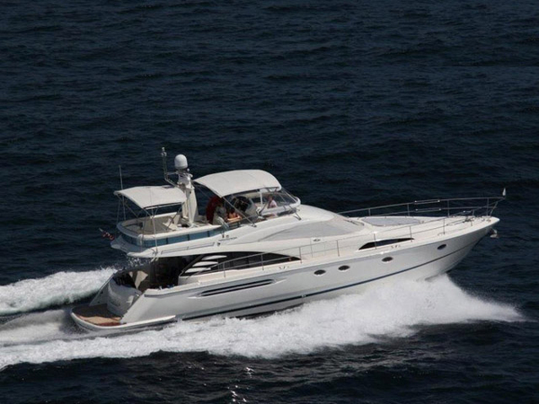 Used Fairline Squadron Flybridge Boat For Sale