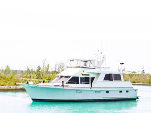 Used Ocean Alexander Cockpit M/Y Motor Yacht For Sale