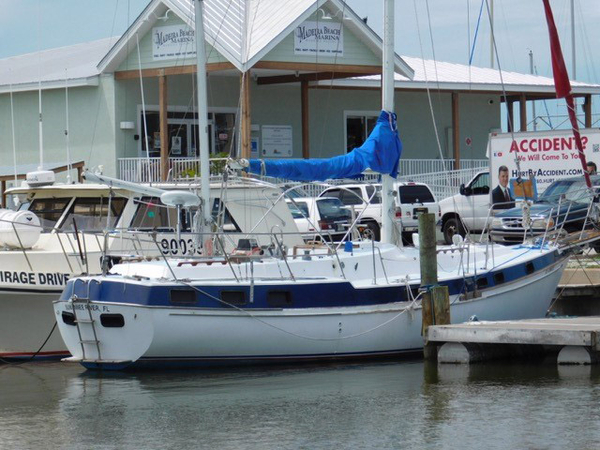 Used Heritage Cruiser Sailboat For Sale