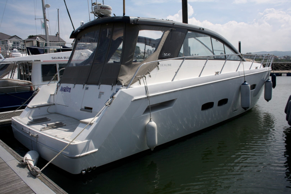 Used Sealine SC47 Motor Yacht For Sale