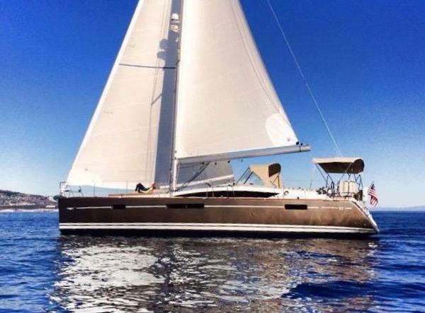 Used Jeanneau 53 Sloop Sailboat For Sale