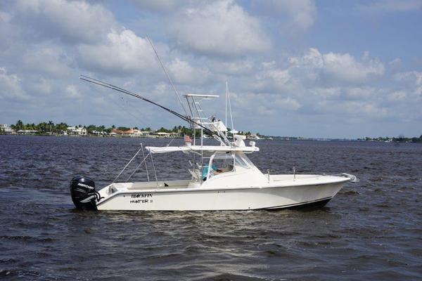 Used Blackfin Walk Around Sports Fishing Boat For Sale