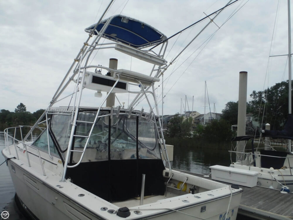 Used Tiara 31 Open Sports Fishing Boat For Sale