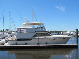 Used Californian 48 Cockpit Motor Yacht Motor Yacht For Sale
