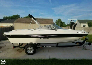 Used Stingray 208LR Sport Bowrider Boat For Sale