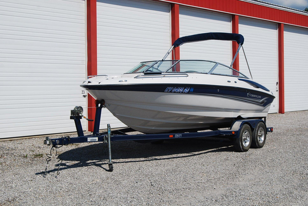 Used Crownline 206 LS Bowrider Boat For Sale