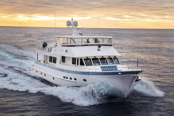Used Outer Reef Motor Yacht For Sale