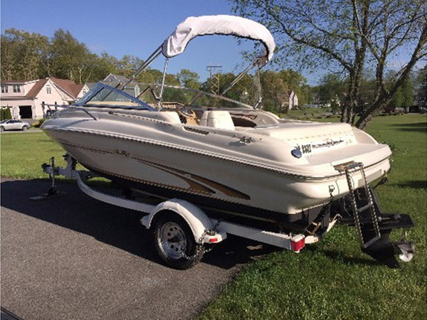 Used Sea Ray 190 Cuddy Cabin Boat For Sale