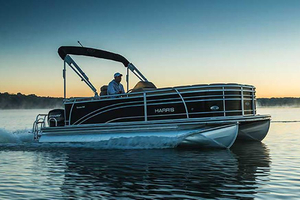 New Harris Sunliner 200 Pontoon Boat For Sale