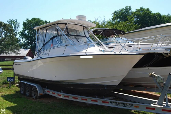 Used Grady-White 265 Express Walkaround Fishing Boat For Sale