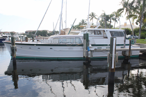 Used Burger Cockpit Yacht Motor Yacht For Sale