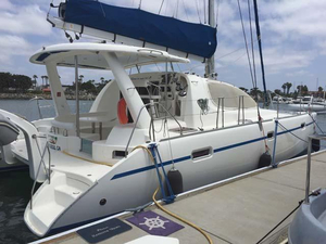 Used Leopard 40 Sloop Sailboat For Sale