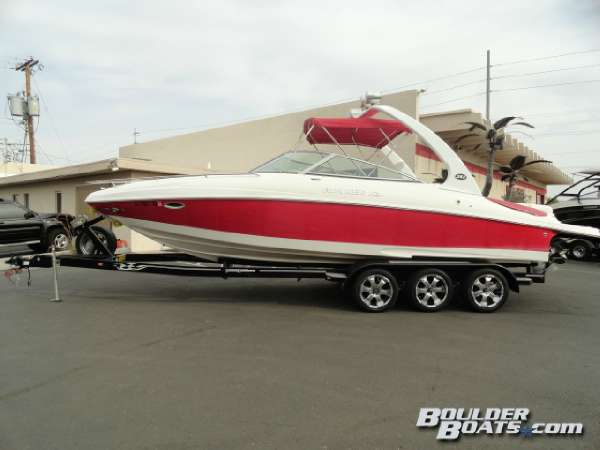 Used Rinker 262 Captiva Cuddy Cabin Boat For Sale