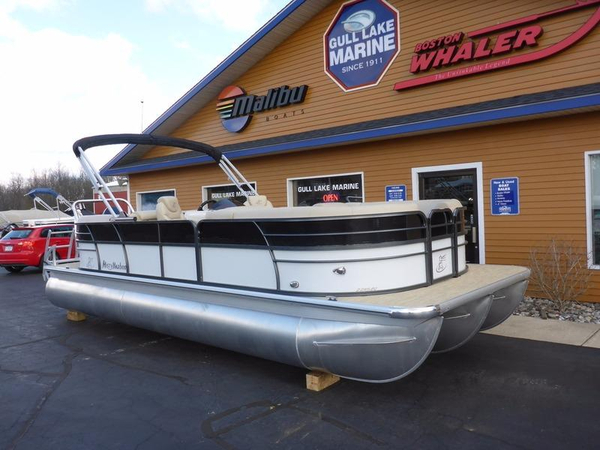 New Misty Harbor Boats Biscayne Bay CU 2285 Pontoon Boat For Sale