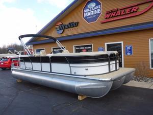 New Misty Harbor Boats Biscayne Bay CU 2285 Pontoon Boat For Sale