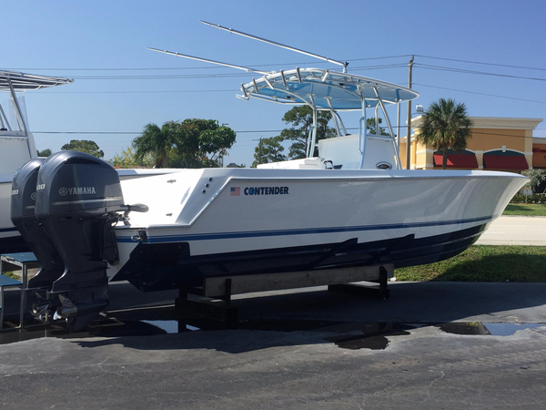 New Contender 32 ST Saltwater Fishing Boat For Sale
