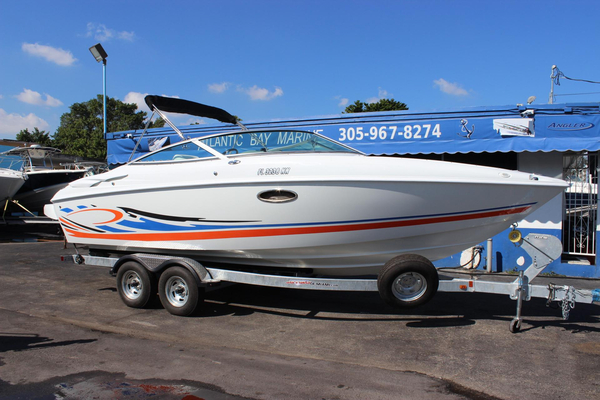 Used Baja 242 Islander Runabout Boat For Sale