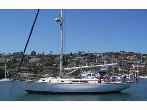 Used Mason 44 Cruiser Sailboat For Sale