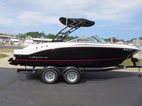 Used Chaparral 21 H2O Sport Bowrider Boat For Sale