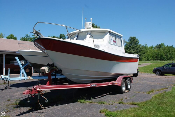 Used Sea Sport COHO 2200 Pilothouse Boat For Sale