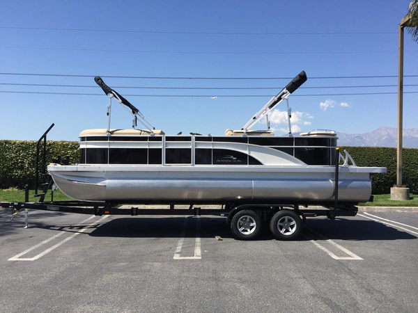 New Bennington 24 SPDX Pontoon Boat For Sale