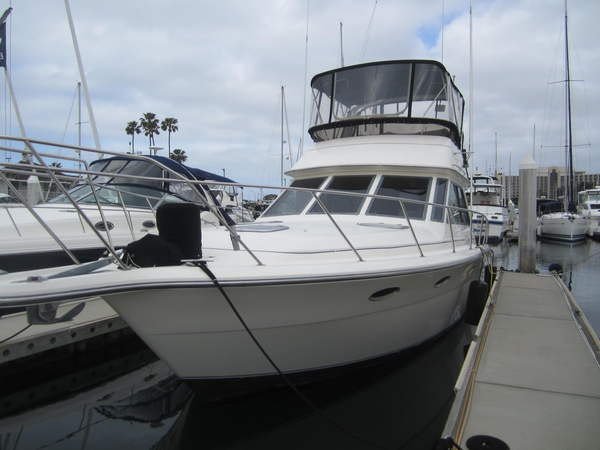 Used Tiara Sport Fisher Convertible Fishing Boat For Sale
