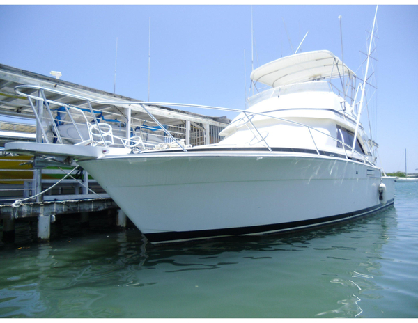 Used Bertram Sports Fishing Boat Sports Fishing Boat For Sale