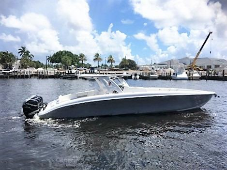 Used Midnight Express Center Console Fishing Boat For Sale