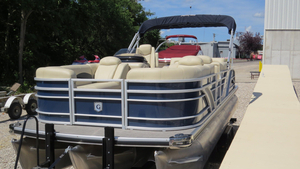 New Aqua Patio 240 Elite Pontoon Boat For Sale