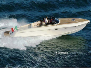 Used Offshore Yachts Super Classic High Performance Boat For Sale