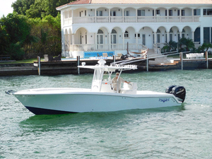 Used Invincible 33 Open Center Console Fishing Boat For Sale