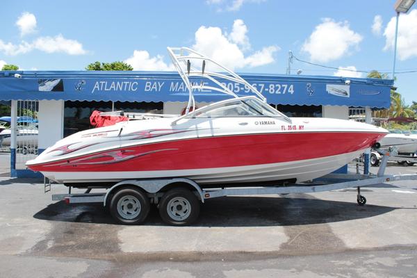 Used Yamaha AR230 HO Jet Boat For Sale