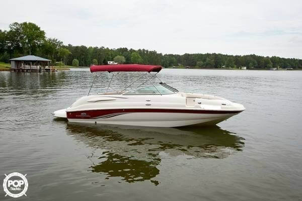 Used Chaparral Sunesta 254 Deck Boat For Sale