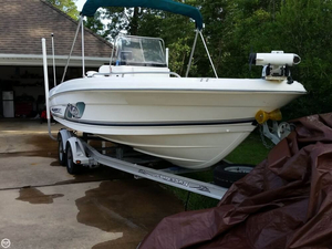Used Aquasport 201 Osprey Center Console Fishing Boat For Sale