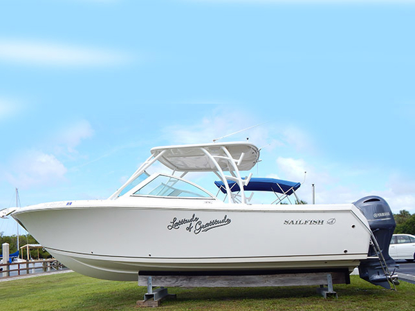 2015 Used Sailfish 275 DC Bowrider Boat For Sale