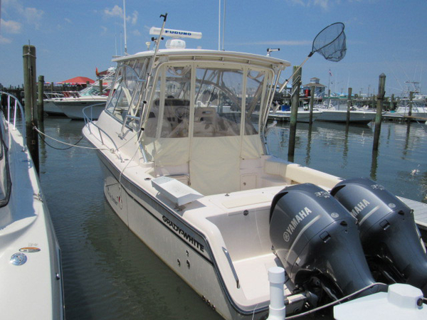 Used Grady White 305 Express Sports Fishing Boat For Sale