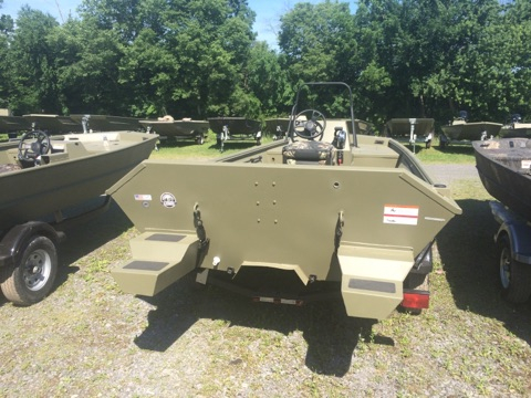 2016 New Lowe Roughneck 1860 Tunnel Jet Jon Boat For Sale Milton Pa